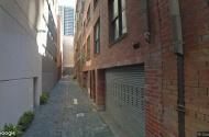 parking on Little Lonsdale Street in Melbourne