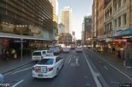 parking on Liverpool Street in Sydney NSW