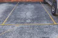 parking on Livingstone Road in Petersham NSW