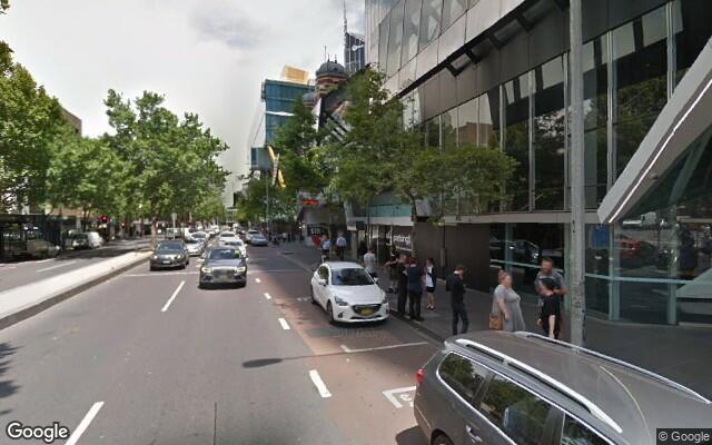 parking on Russell Street in Melbourne Victoria 3000
