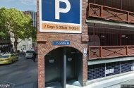 Secure parking space in CBD/Legal District