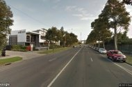 parking on Lorimer St in Port Melbourne