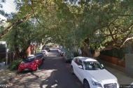 parking on Lyne Street in Alexandria NSW