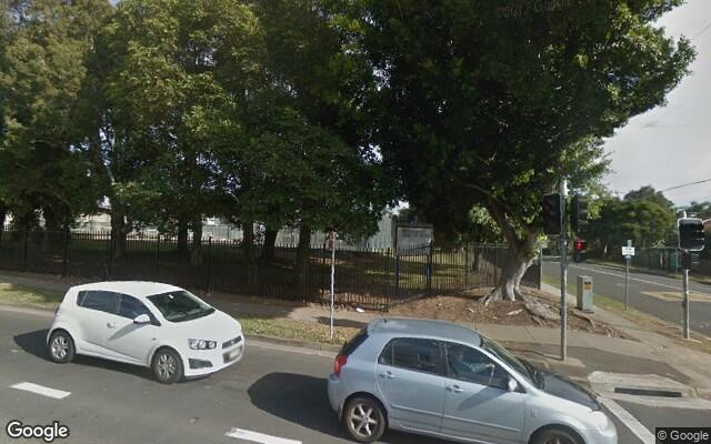 parking on MacArthur St in Parramatta