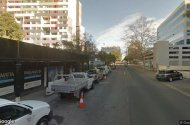 parking on Macquarie St in Parramatta NSW 2150