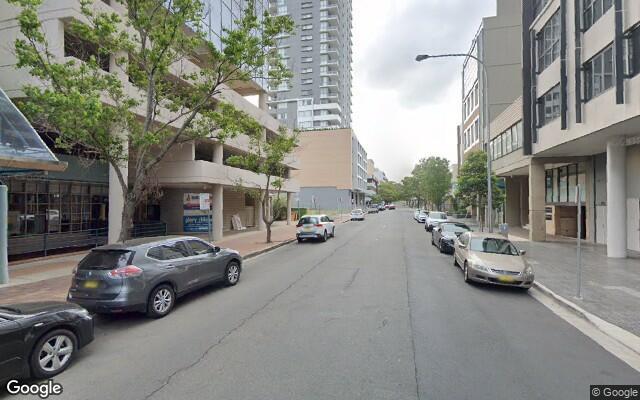 Parramatta - Undercover Parking Close to Westfield