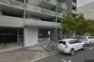 Locked underground parking space in South Brisbane