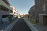 parking on Marion Street in Parramatta