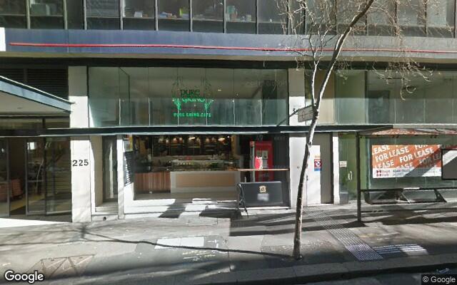 parking on Market Street in Sydney NSW