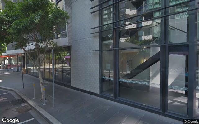 parking on Marmion Place in Docklands Victoria