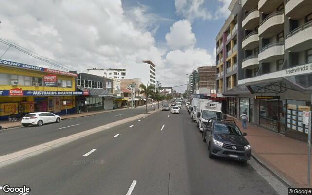 parking on Maroubra Road in Maroubra NSW