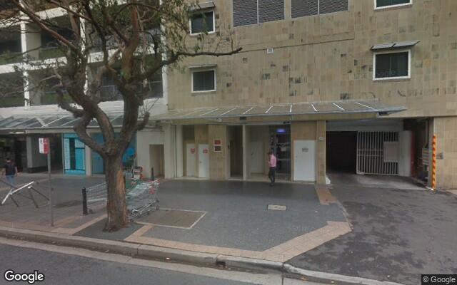 parking on Marsden Street in Parramatta NSW