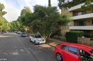 parking on Martin Place in Mortdale New South Wales