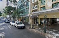parking on Mary Street in Brisbane City Queensland