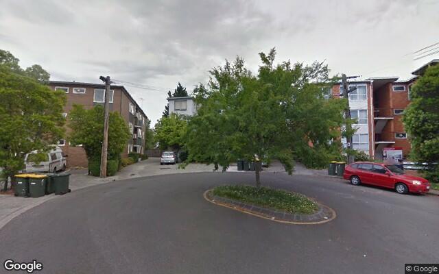 parking on McGrath Court in Richmond VIC