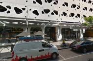 parking on Merchant Street in Docklands