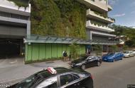 parking on Merivale Street in South Brisbane