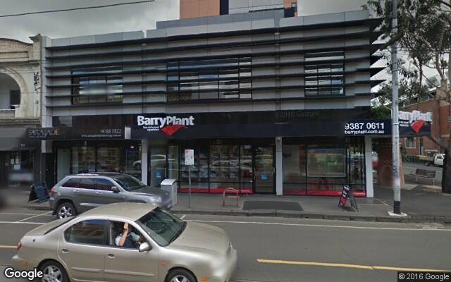 parking on Michael Street in Brunswick