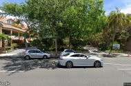 parking on Military Road in Mosman New South Wales