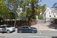 parking on Miller Street in North Sydney