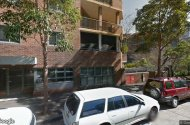 parking on Miller Street in Pyrmont New South Wales