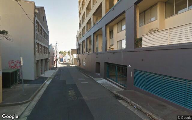 parking on Missenden Rd in Camperdown NSW 2050