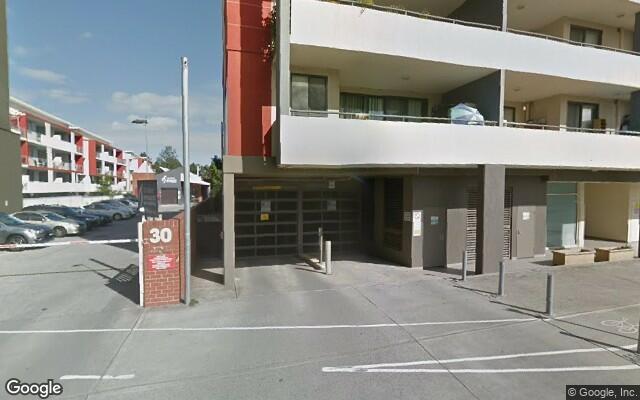 Parking Photo: Mons Rd   Westmead   NSW   2145   Australia, 33330, 110442