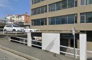 parking on Montpelier Retreat in Battery Point Tasmania