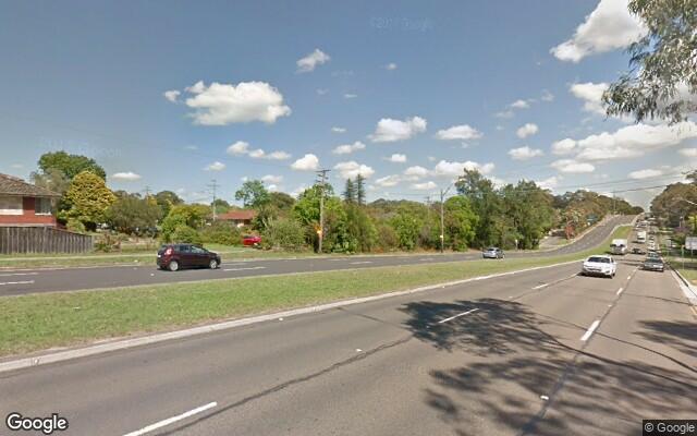 parking on Mooltan Avenue in Macquarie Park NSW 2113