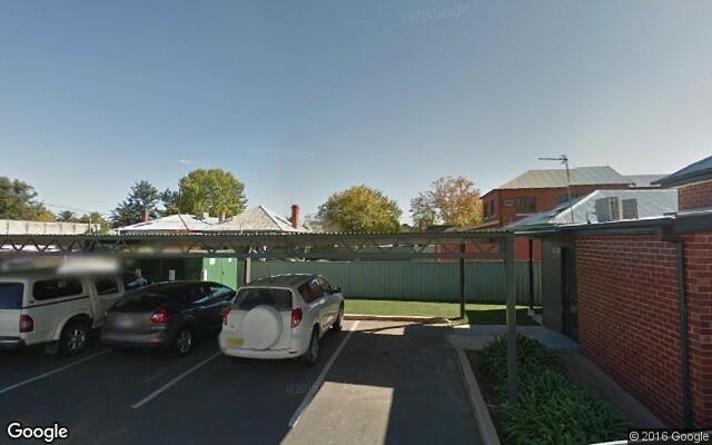 parking on Morgan Street in Wagga Wagga
