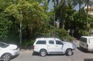 parking on New McLean St in Edgecliff