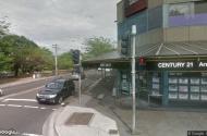 parking on Newland St in Bondi Junction