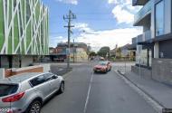 parking on Nicholson Street in Brunswick East