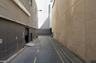 parking on North Terrace in Adelaide South Australia