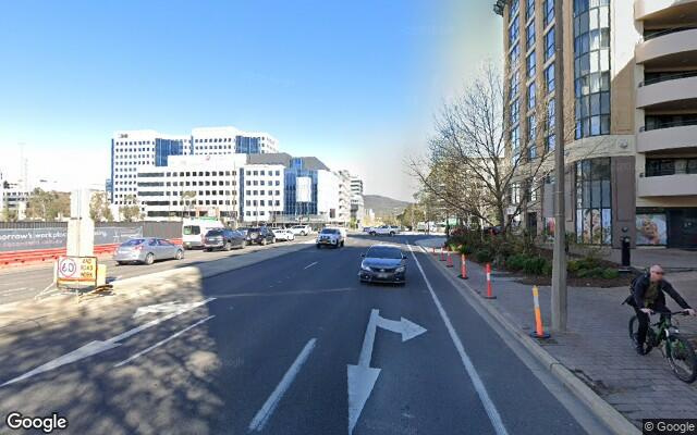Canberra CBD Parking - Secure - James Court