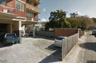 parking on O'Brien Street in Bondi Beach