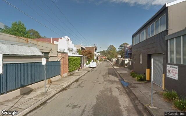 parking on O'Riordan St in Mascot NSW 2020