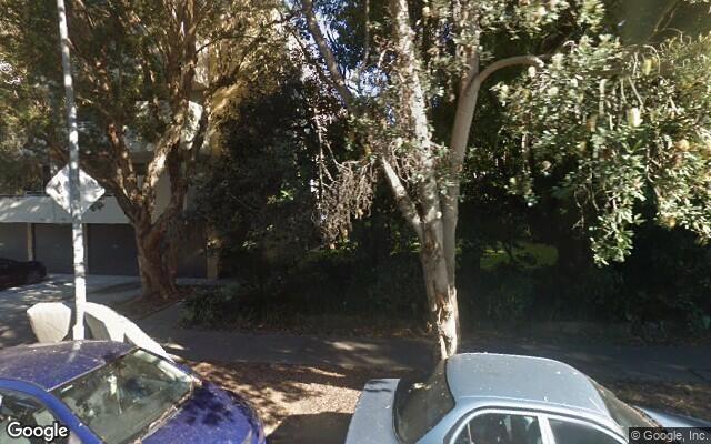parking on Ocean Street North in Bondi