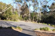 parking on Old Northern Road in Middle Dural NSW