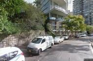 parking on Onslow Avenue in Elizabeth Bay