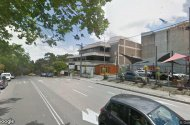 parking on Pacific Hwy in Crows Nest NSW 2065