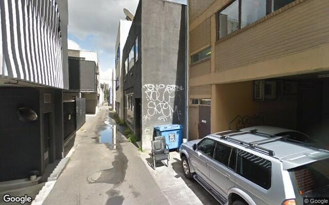 parking on Park Street in South Melbourne
