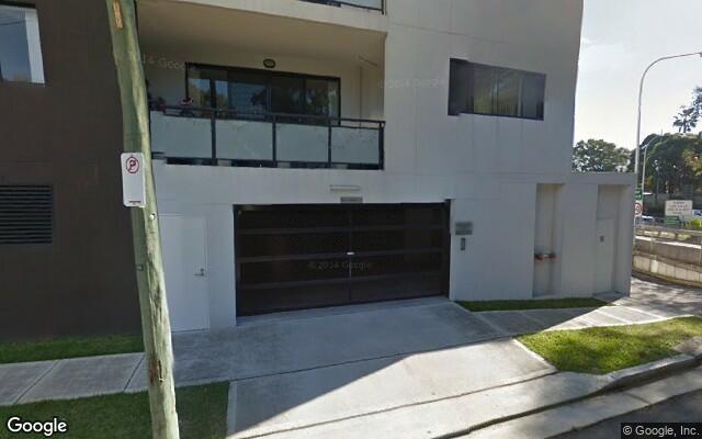 parking on Parramatta Road in North Strathfield