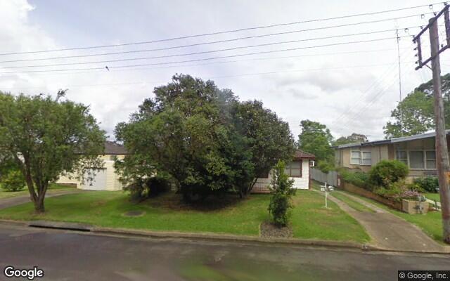 parking on Pasedena Crescent in Beresfield NSW