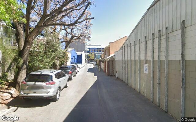 parking on Pirie St in Adelaide
