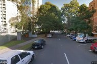 parking on Pitt St in Redfern NSW 2016