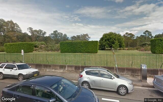 parking on Pitt Street in Parramatta