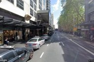 parking on Pitt Street in Sydney Central Business District New South Wales