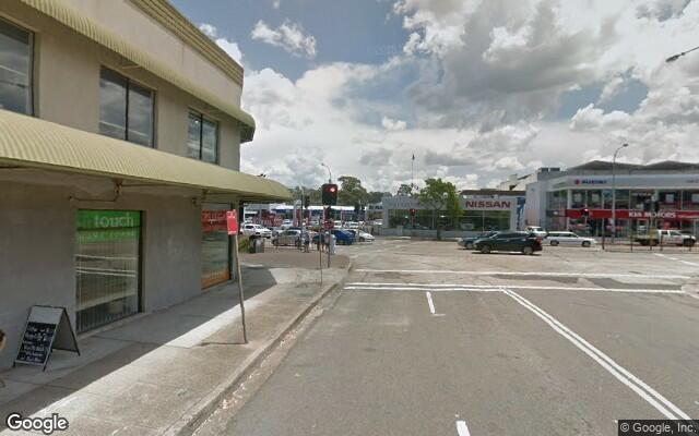parking on Pittwater Road in Brookvale
