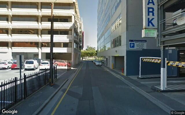 Playhouse Lane Carpark - just off Morphett Street!